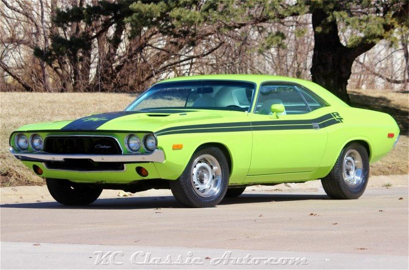 1972 Dodge Challenger Classics For Sale Classics On Autotrader