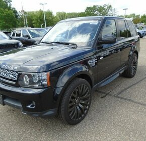 2012 Land Rover Range Rover Sport Supercharged for sale 101110261