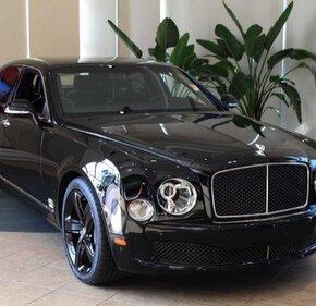 2016 Bentley Mulsanne Speed for sale 101110296