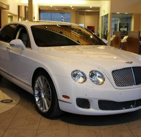 2012 Bentley Continental Flying Spur Speed for sale 101110300