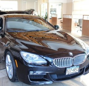 2013 BMW 650i Gran Coupe for sale 101110308