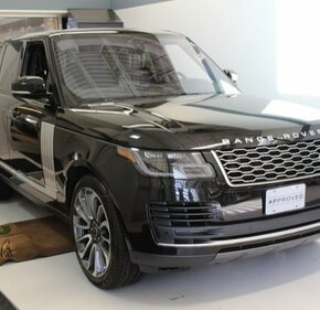 2019 Land Rover Range Rover Supercharged for sale 101110314