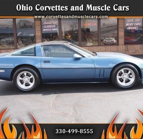 1985 Chevrolet Corvette Coupe for sale 101110336