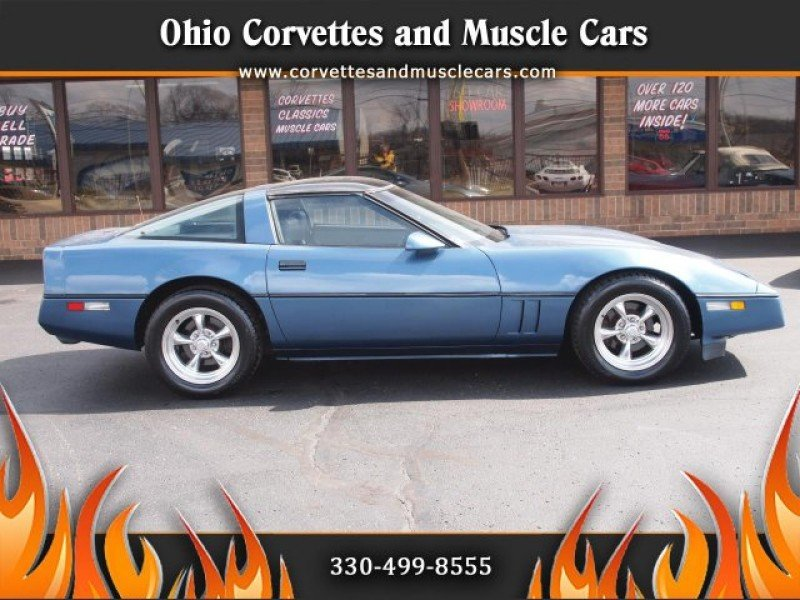 1985 Chevrolet Corvette Classics for Sale - Classics on