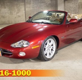 2002 Jaguar XK8 Convertible for sale 101110339