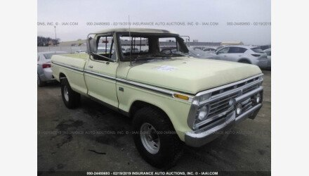 1974 Ford F100 for sale 101110606