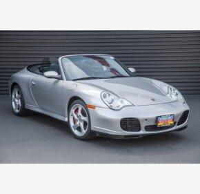 2004 Porsche 911 Cabriolet for sale 101110653