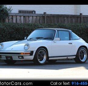 1987 Porsche 911 Targa for sale 101110903