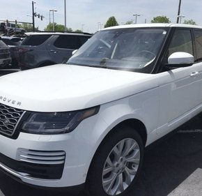 2019 Land Rover Range Rover HSE for sale 101110918