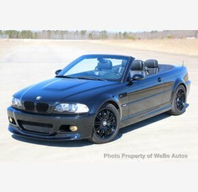 2001 BMW M3 Convertible for sale 101110956