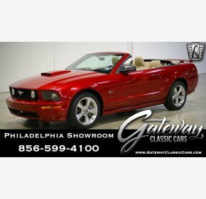 2008 Ford Mustang GT Convertible for sale 101110965