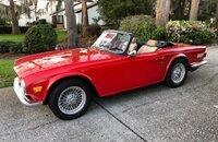 1972 Triumph TR6 for sale 101111008