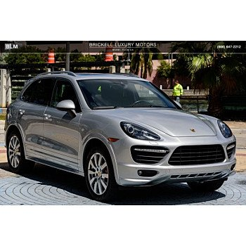 2014 Porsche Cayenne GTS for sale 101111573