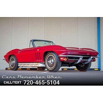 1965 Chevrolet Corvette for sale 101111968