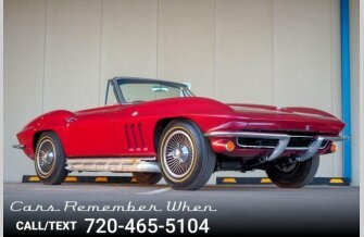 1965 Chevrolet Corvette for sale 101111968
