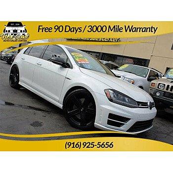 2016 Volkswagen Golf R 4-Door for sale 101112220