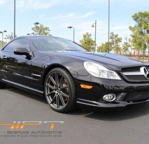 2011 Mercedes-Benz SL550 for sale 101112298