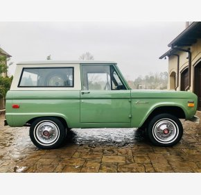 1970 Ford Bronco for sale 101112328