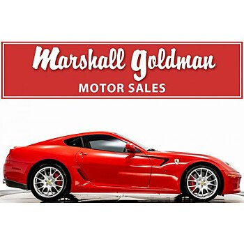 2007 Ferrari 599 GTB Fiorano for sale 101112342