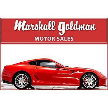 2007 Ferrari 599 GTB Fiorano for sale 101112342