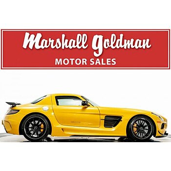 2014 Mercedes-Benz SLS AMG Black Series Coupe for sale 101112343