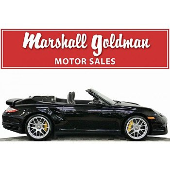 2012 Porsche 911 Cabriolet for sale 101112345