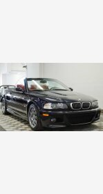 2002 BMW M3 Convertible for sale 101112356