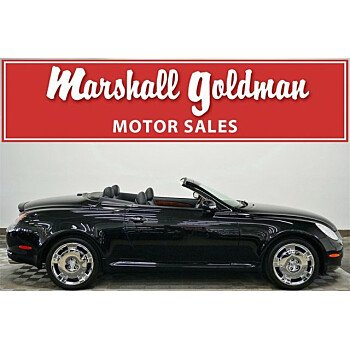 2002 Lexus SC 430 Convertible for sale 101112362