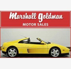 1992 Ferrari 348 TS for sale 101112375
