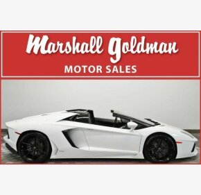 2016 Lamborghini Aventador LP 700-4 Roadster for sale 101112380
