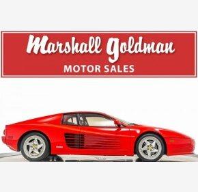 1995 Ferrari 512M for sale 101112384