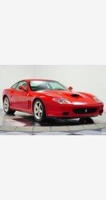 2002 Ferrari 575M Maranello for sale 101112386