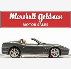 2005 Ferrari 575M Maranello Superamerica for sale 101112391