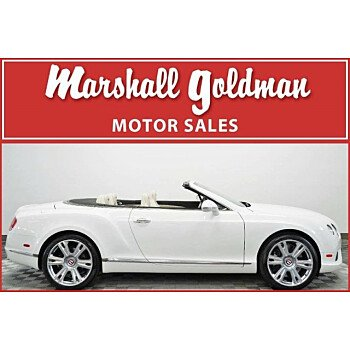 2013 Bentley Continental GT V8 Convertible for sale 101112393