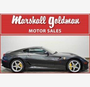 2010 Ferrari 599 GTB Fiorano for sale 101112402