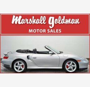 2004 Porsche 911 Turbo Cabriolet for sale 101112404