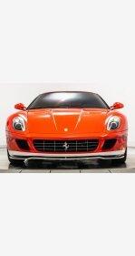 2011 Ferrari 599 GTB Fiorano for sale 101112408