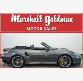 2004 Porsche 911 Turbo Cabriolet for sale 101112411