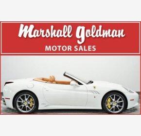 2010 Ferrari California for sale 101112412