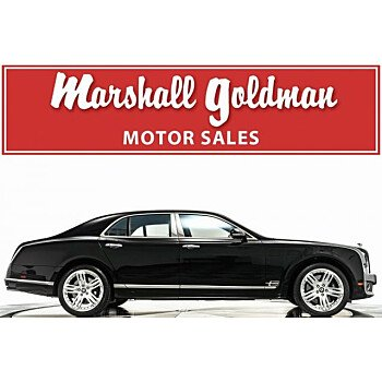 2012 Bentley Mulsanne for sale 101112418