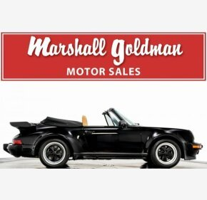 1988 Porsche 911 Turbo Cabriolet for sale 101112425