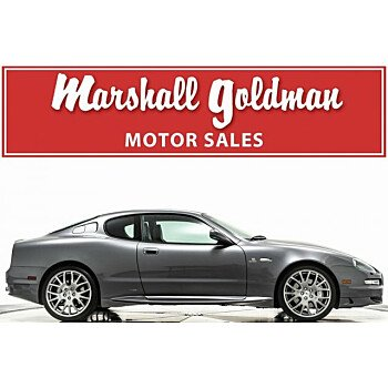 2006 Maserati GranSport Coupe for sale 101112447