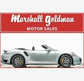 2014 Porsche 911 Cabriolet for sale 101112453