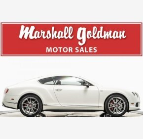 2015 Bentley Continental GT V8 S Coupe for sale 101112459