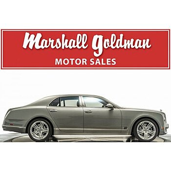 2011 Bentley Mulsanne for sale 101112460