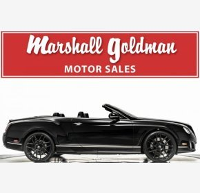 2010 Bentley Continental GTC Convertible for sale 101112461