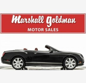 2007 Bentley Continental GTC Convertible for sale 101112466