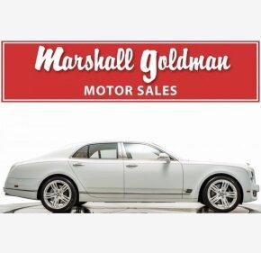 2012 Bentley Mulsanne for sale 101112472