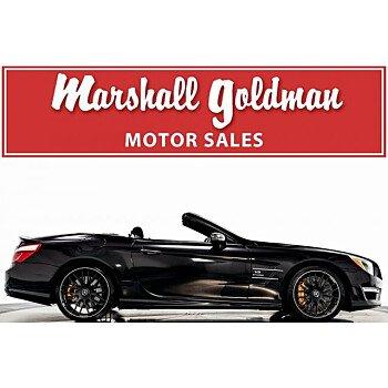 2014 Mercedes-Benz SL63 AMG for sale 101112479