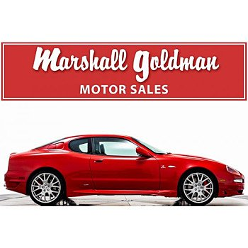 2006 Maserati GranSport Coupe for sale 101112484